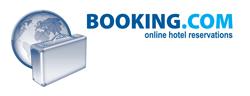 Goldener Engl auf Booking.com